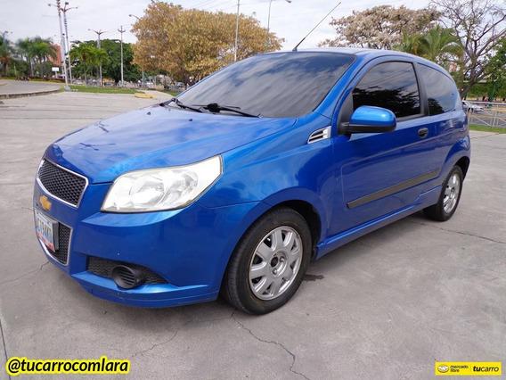 Chevrolet Aveo Lt Automático 3p