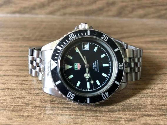 Tag Heuer Professional Diver 200m Black 980-013n Quartz