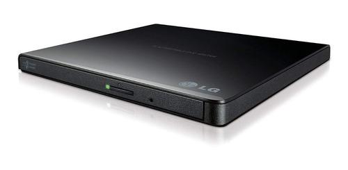 LG Gp65nb60 Unidad Externa Quemador Dvd Portable 8x Black