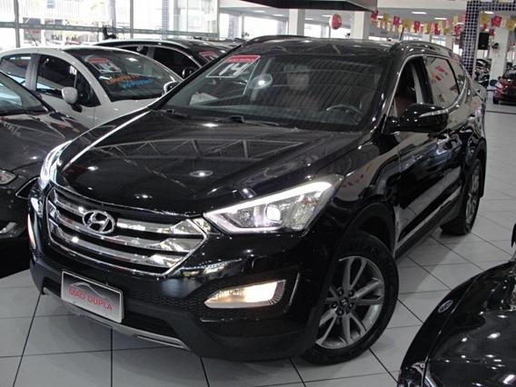 Hyundai Santa Fe 3.3 7l 4wd Aut. Top De Linha