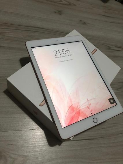 iPad 6ª Geração 128 Gb Dourado