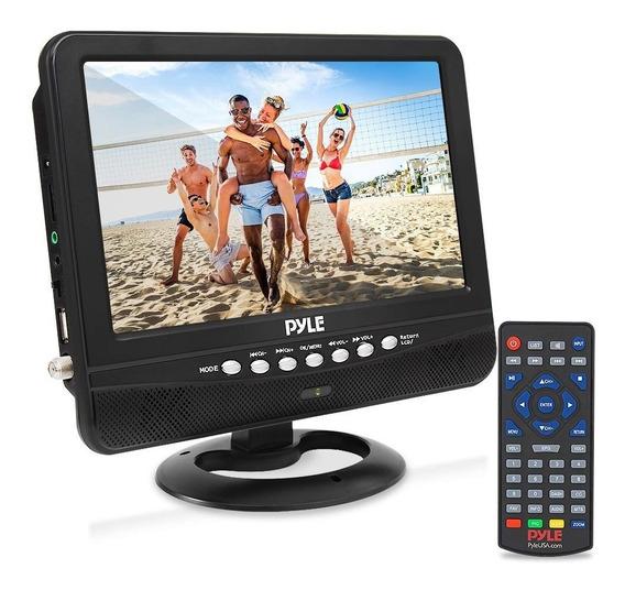 Tv Portatil 9 Pyle Pltv9553