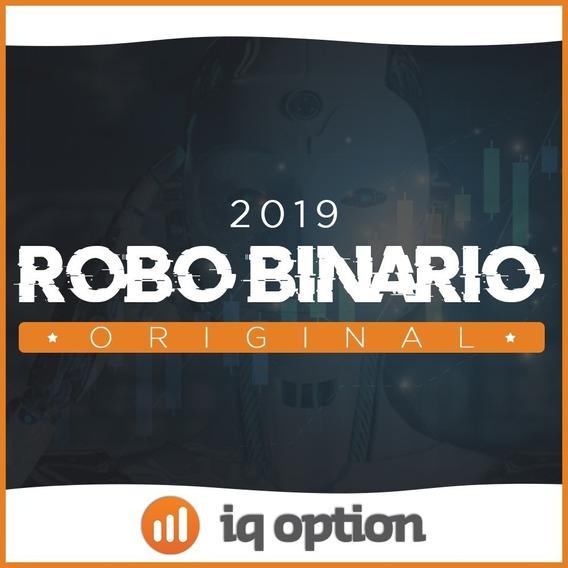 Robo Estratégia Para Iq Option E Olymp Opções Binarias 2019