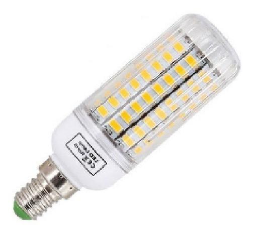 Lampada Led 80 Smd 5730 Quente E12 110v 10w 10 Unidades
