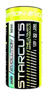 Starcuts Star Nutrition X 120 Caps Quemador De Grasa Adn