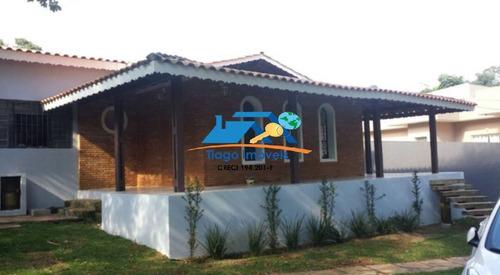 Casa De Campo A Venda Em Atibaia Sp! - 500