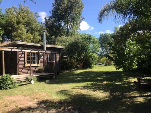 Casa Bio Construcción En Solymar Norte Con Amplio Jardin