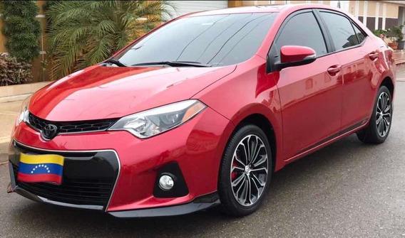 Toyota Corolla Corolla S Versiónxsp
