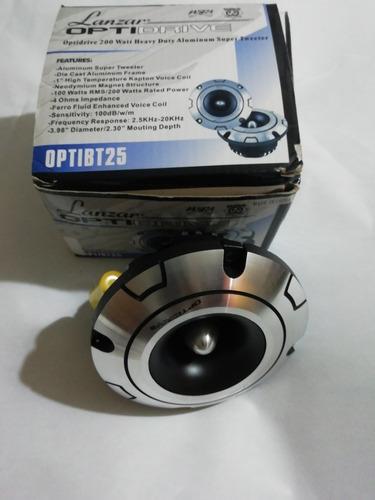 Imagen 1 de 2 de Tuister Lanzar Opti Drive 200w 4 Ohm Optibt25