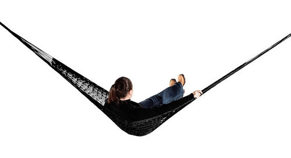 Rede De Dormir Nylon Impermeável Tarrafa