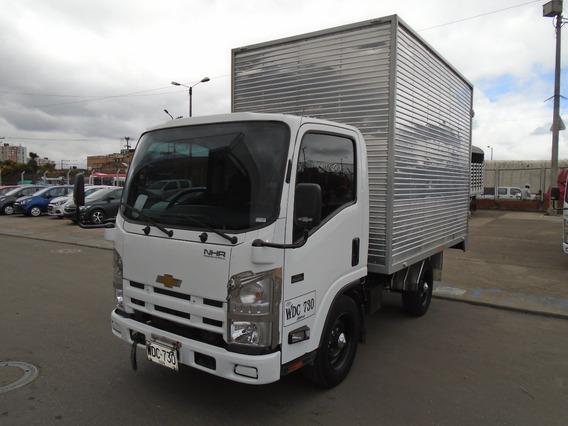 Chevrolet Nhr Furgon 3000 Cc Sa Diesel