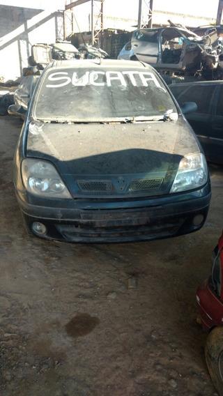 Sucata Renault Scenic Rxe 2.0 2001