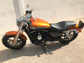 Harley Daividson Xl 1200 Custom