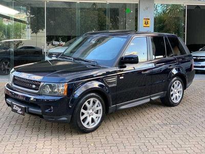 Land Rover Range Rover Sport 3.0 Hse 4x4 V6 24v Turbo D