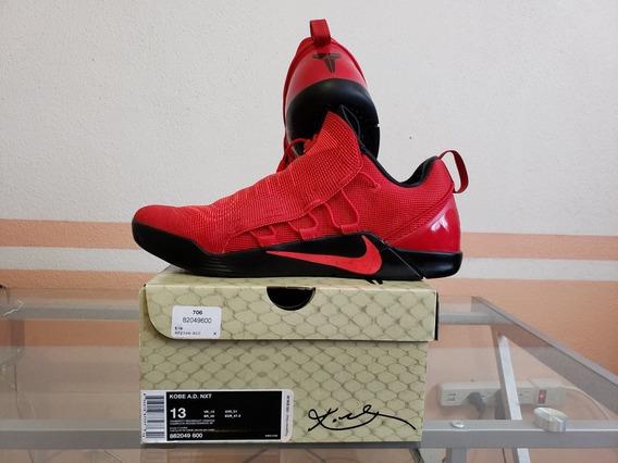 Nike Kobe A.d Nxt University Red.