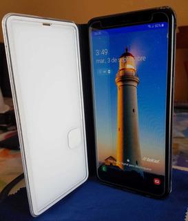 Funda Para Celular Electrónica Samsung A8+