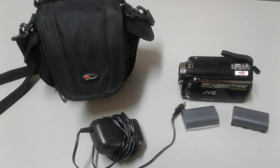 Camera Jvc 60gb Full Hd Everico