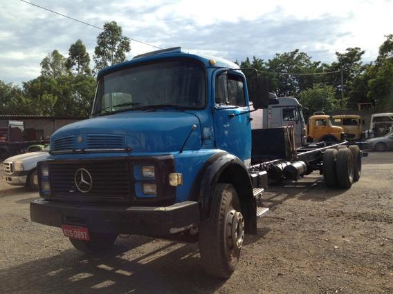 Mercedes-benz Mb 1519 6x2 Motor Do 1513