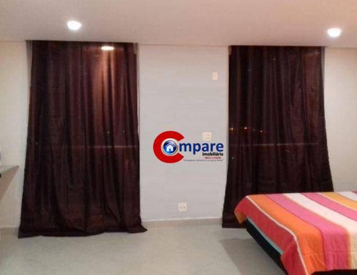 Imagem 1 de 22 de Apartamento À Venda, 38 M² Por R$ 276.000,00 - Vila Augusta - Guarulhos/sp - Ap7563