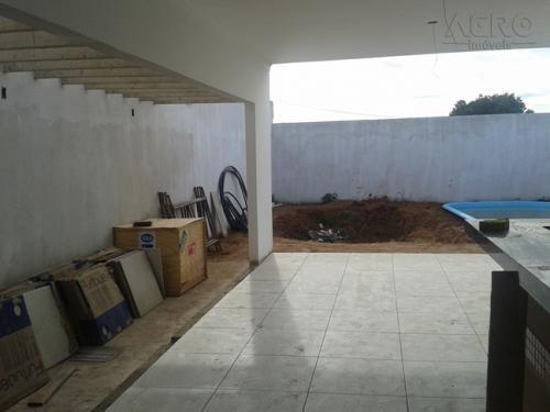 Casa Residencial À Venda, Ca0380. - Ca0380