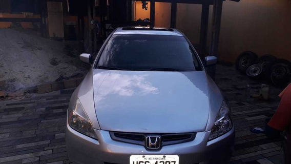 Honda Accord 3.0 V6 Ex 4p 2005