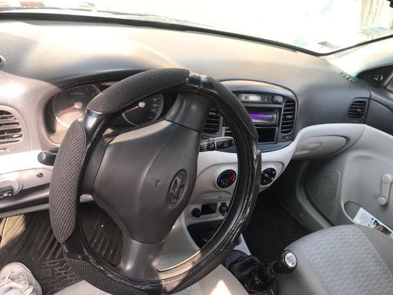 Hyundai Accen 2007 Glp Todo Ok En Soles 185,000 Km
