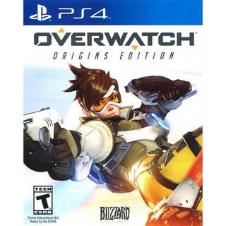 Overwatch Origins Edition Digital Latino Ps4
