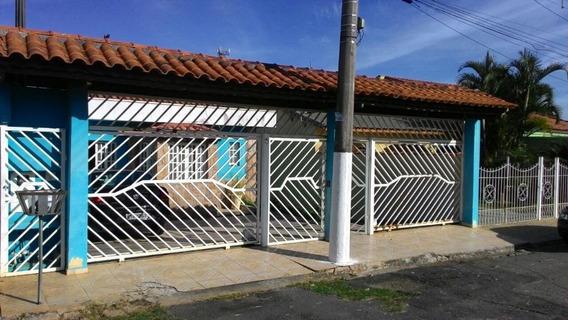 Casa Com 3 Dormitórios À Venda, 252 M² Por R$ 550.000 - Jardim Planalto - Arujá/sp - Ca0710