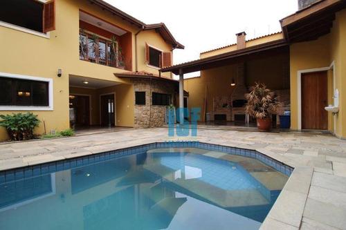 Sobrado Com 4 Dormitórios À Venda, 341 M² Por R$ 1.300.000 - City Bussocaba - Osasco/sp - So5733. - So5733