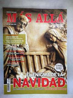 Revista Mas Alla Edicion Nº 357 El Enigma Para Navidad
