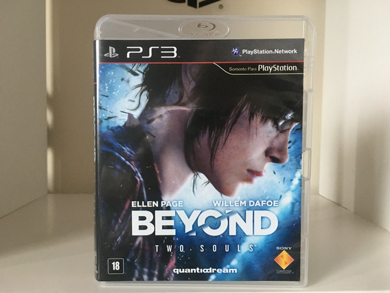 Beyond Two Souls - Ps3 - Mídia Física