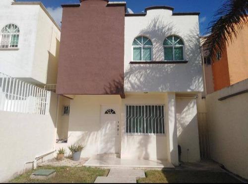 Imagen 1 de 15 de Magnífica Casa En Venta Al Sur De La Ciudad En Cancún C2648