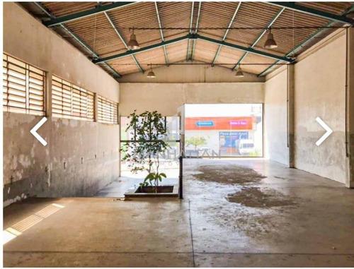Imagem 1 de 6 de Salão Para Aluguel Em Jardim Piratininga - Sl006163