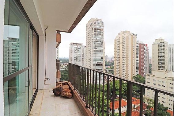 Cobertura Com 376,53 M² - 4 Dormitórios - 1 Suíte - 4 Vagas - Campo Belo - 353-im248386