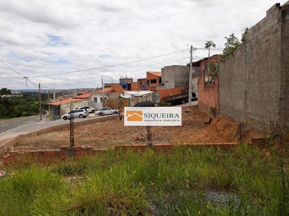 Terreno Residencial À Venda, Jardim Santa Catarina, Sorocaba. - Te0357