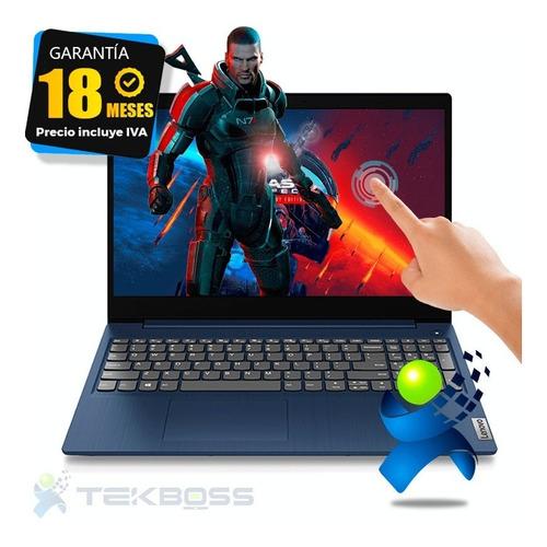 Imagen 1 de 9 de Laptop Lenovo Core I7+12gb+512gb Ssd+ Touch+ Tec Led+ Huella