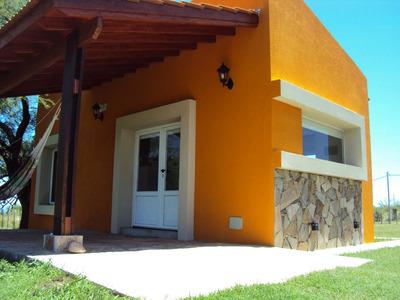Alquiler Cabaña Carpinteria Merlo San Luis