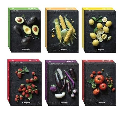 Imagen 1 de 7 de Pack Cookbooks Senttia (6 Libros + 72 Tarjetas De Recetas)