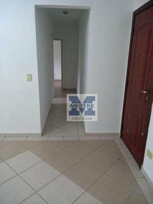 Apartamento Com 2 Dormitórios Para Alugar, 65 M² Por R$ 1.100/mês - Vila Galvão - Guarulhos/sp - Ap1547