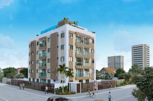 Apartamento À Venda, 54 M² Por R$ 301.385,45 - Intermares - Cabedelo/pb - Ap0338