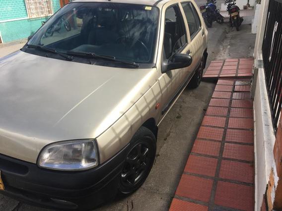 Renault Clio 1 Modelo 98