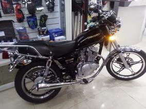 Suzuki Gn125 F Motolandia! Av.libertador 14552 Tel 4792-7673
