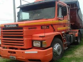 Scania T Año 88 + Batea Ombu 2004