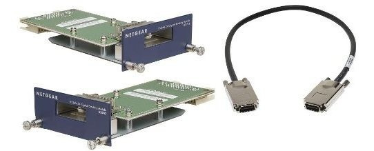 Switch Netgear Ax742 Stacking Kit 24gbps ®