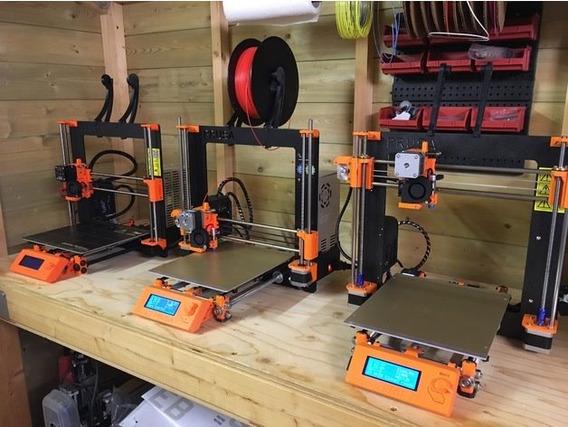 Projeto Completo Impressora 3d Prusa .i3