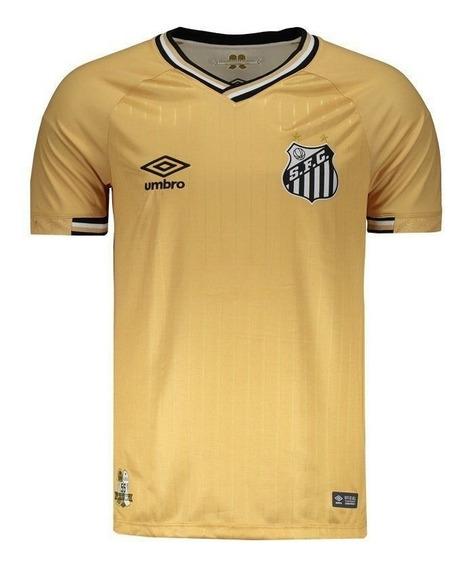 Camisa Do Santos 2018/2019 Umbro - Original