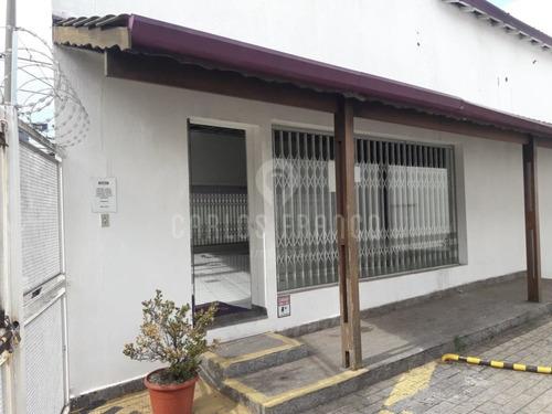 Sobrado Comercial De 200m², Com 3 Banheiros E 7 Vagas Na Vila Mariana - Cf63837