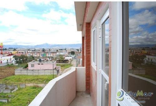 Alquilo Apartamento Amueblado En Quetzaltenango - Paa-033-03-17