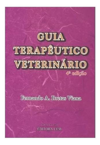 Guia Terapêutico Veterinário