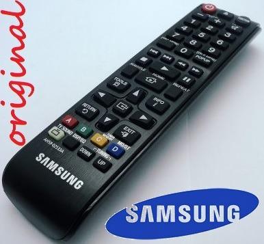 Remoto Ah59-02533a P/ Todos Home Theater Samsung Blu-ray U